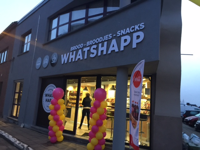 Whatshapp broodjesbar Tongeren